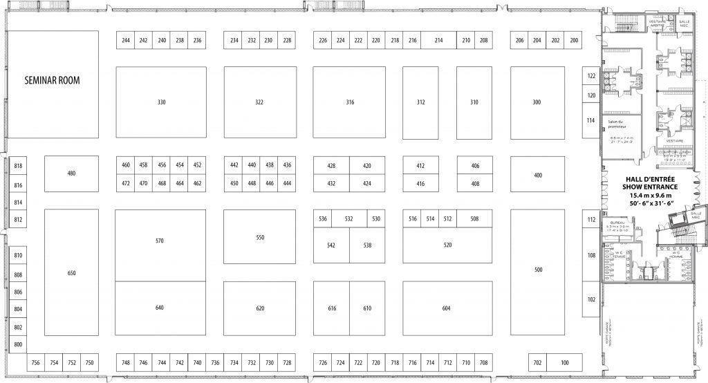 CWE 2020 - floorplan - with numbers