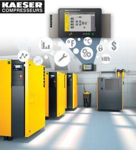 Kaeser - SAM - Industrie 4.0